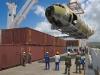Transall C-160R Arrivée