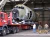 Transall C-160R berceau2
