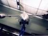 Prototype à moteur fusée Trident