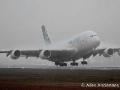 L'Airbus A380 à Genève