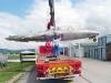 Le Fouga N°85 - Son sauvetage 2007
