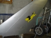 Restauration empennage