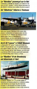 Le Sauvetage du Dassault Mystère IV n°33