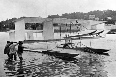 L'Hydroplaneur Archdeacon