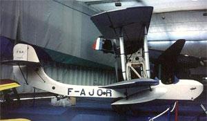 Le FBA-17 qui fonctionna sur le Léman français entre 1928 et 1930 (Photo MAE).